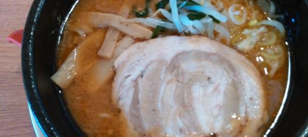 福島市泉の大志軒で昼食です