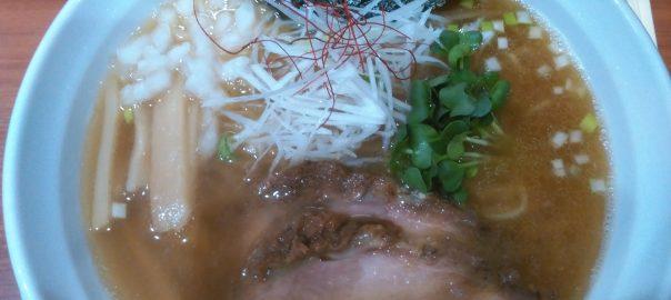 思わずリピート!南福島駅「麺厨房 武蔵(たけくら)」